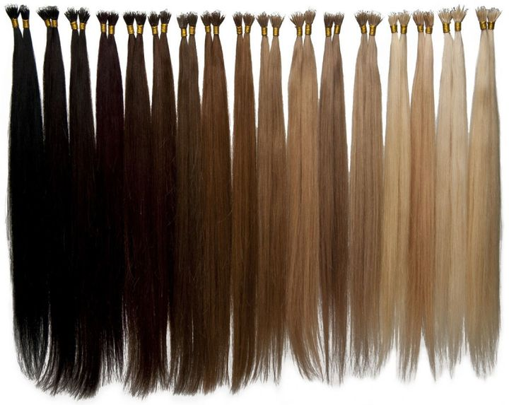 Types of clip in extensions