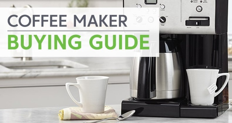 Coffee Maker Buying Guide – How to Buy the Right Coffee Maker