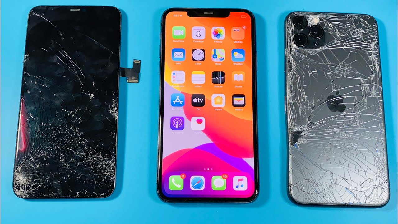 iPhone 11 Pro Max Screen Repair Services Adelaide