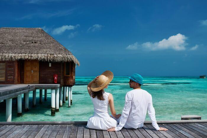 9 of Maldives' best romantic events