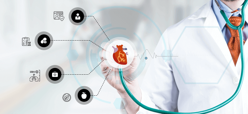 Enhancing the capabilities of healthcare systems with the help of IoT implementation