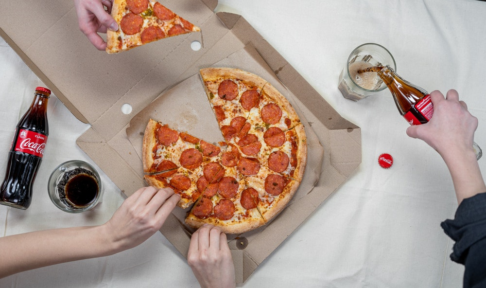The History of That Delicious Food, Pizza
