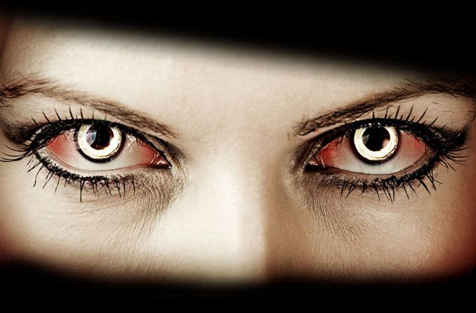 The Ultimate Guide Line of Halloween Contact Lenses